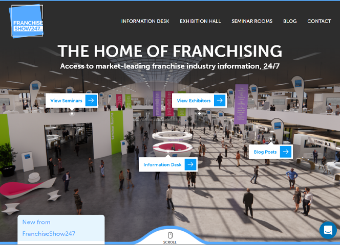 Welcome to FranchiseShow247