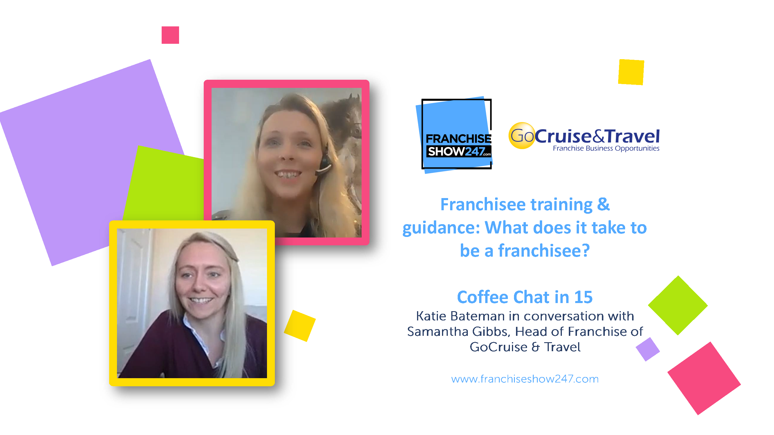 Franchisee training & guidance: What does it take to be a franchisee?