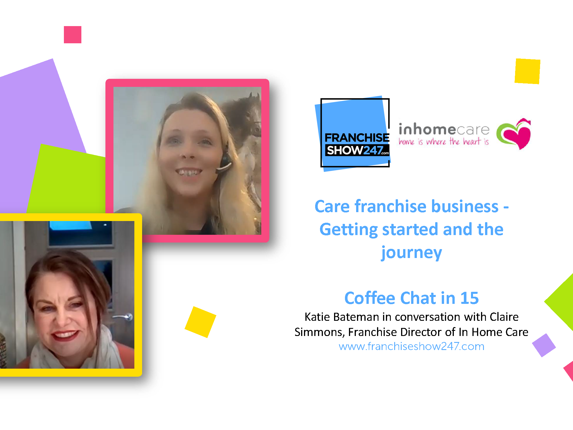 Care franchise business – Getting started and the journey