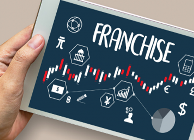 What does the R Rate have in common with franchising?