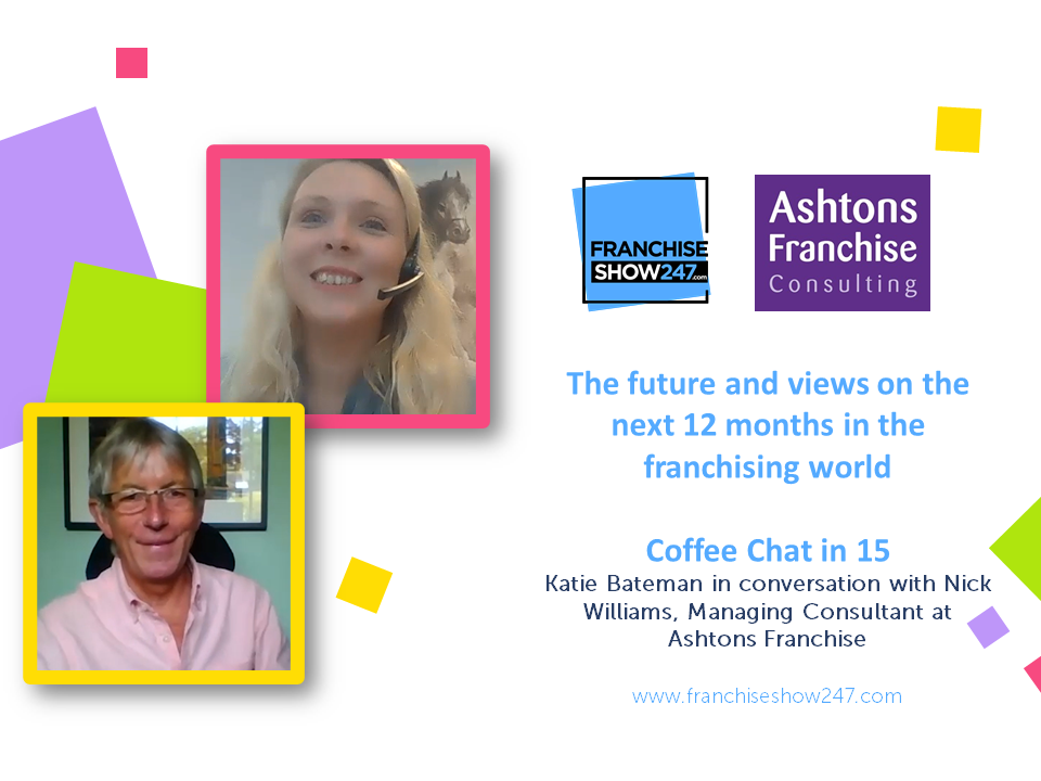 The future and views on the next 12 months in the franchising world